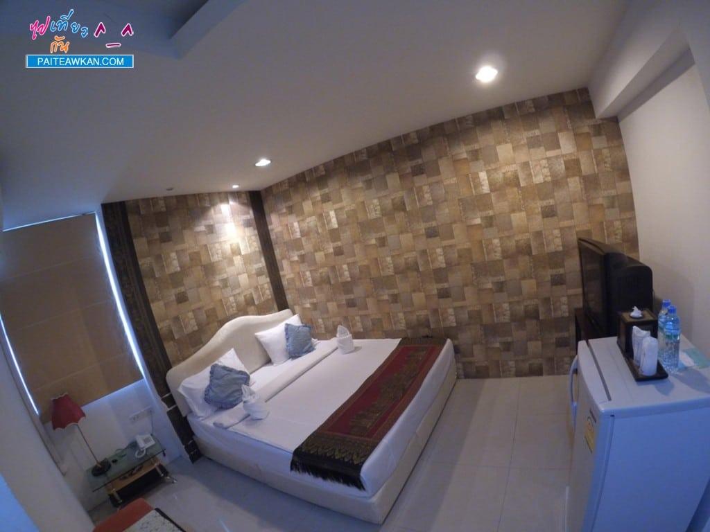 ห้องพักแบบต่างๆของ สุพรรณภูมิรีสอร์ท สุพรรณบุรี