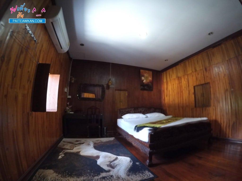 ห้องพักขนาดใหญ่ สุพรรณภูมิรีสอร์ท