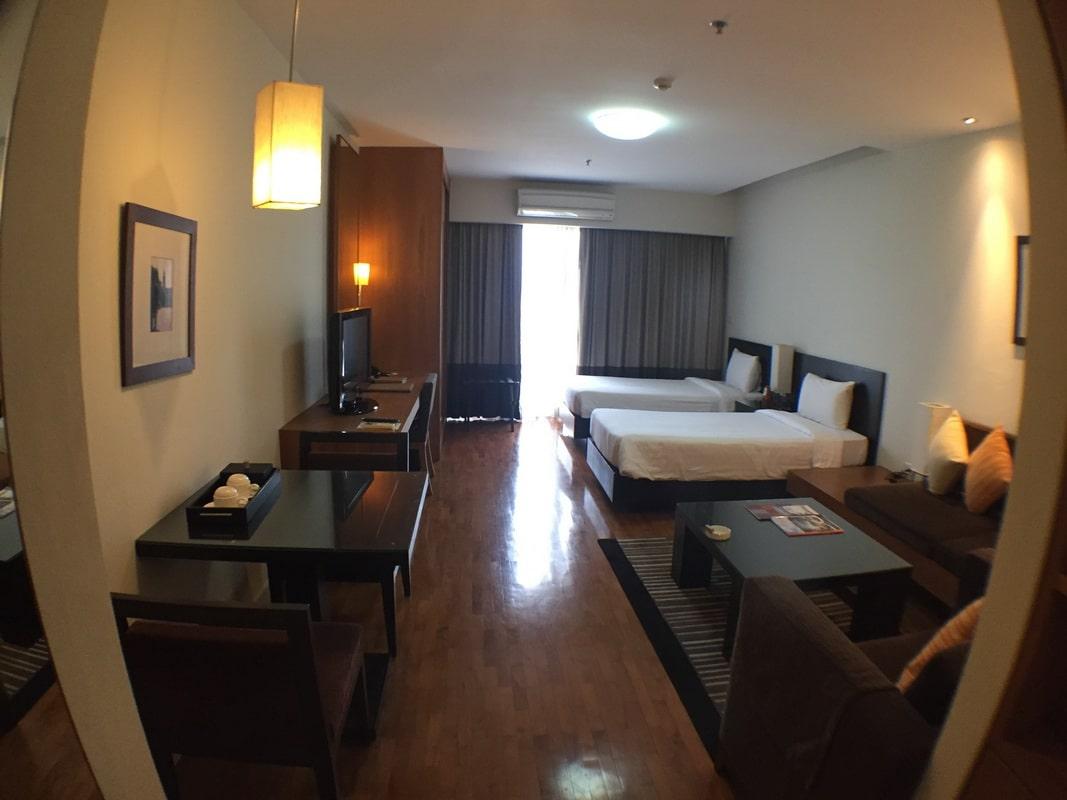 ห้อง Studio Suite ห้องนอนเดียว - โรงแรมแคนทารี่ อยุธยา Katary Hotel