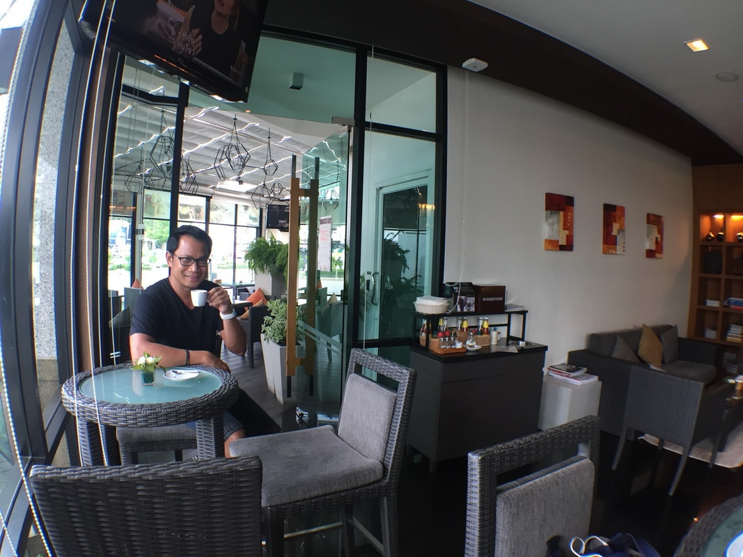 แคนทารี่ โฮเทล อยุธยา ( Kantary Hotel Ayutthaya) ที่พักสุดหรูใจกลางอยุธยา 49
