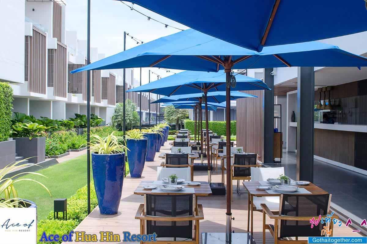 5 จุดเช็คอิน ทะเลใกล้กรุง พักผ่อนมีระดับ ชมวิวชิลไปกับ Ace of Hua Hin Resort 138