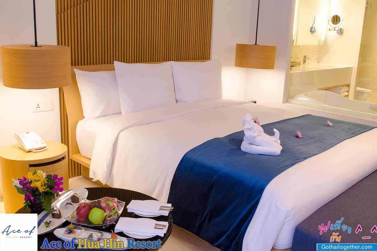 5 จุดเช็คอิน ทะเลใกล้กรุง พักผ่อนมีระดับ ชมวิวชิลไปกับ Ace of Hua Hin Resort 222