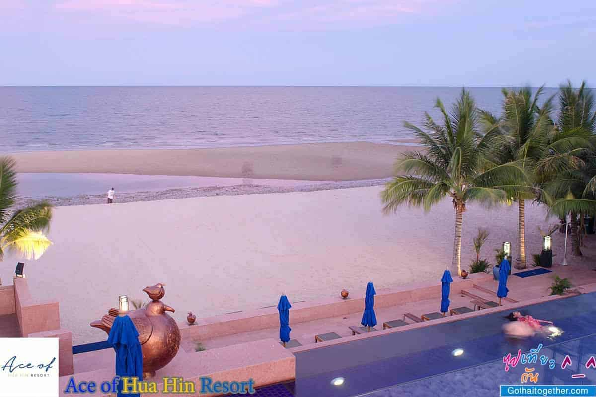 5 จุดเช็คอิน ทะเลใกล้กรุง พักผ่อนมีระดับ ชมวิวชิลไปกับ Ace of Hua Hin Resort 180