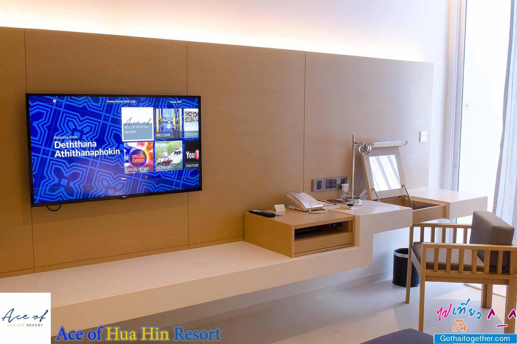 5 จุดเช็คอิน ทะเลใกล้กรุง พักผ่อนมีระดับ ชมวิวชิลไปกับ Ace of Hua Hin Resort 225