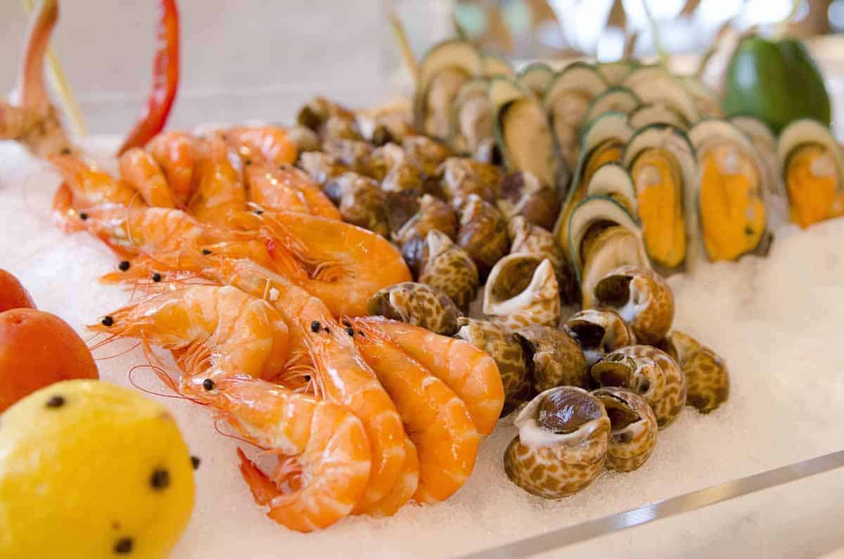 ห้องอาหาร Siam Brasserie แลงคาสเตอร์ กรุงเทพฯ มีอาหารอร่อยหลากรสชาติ 131