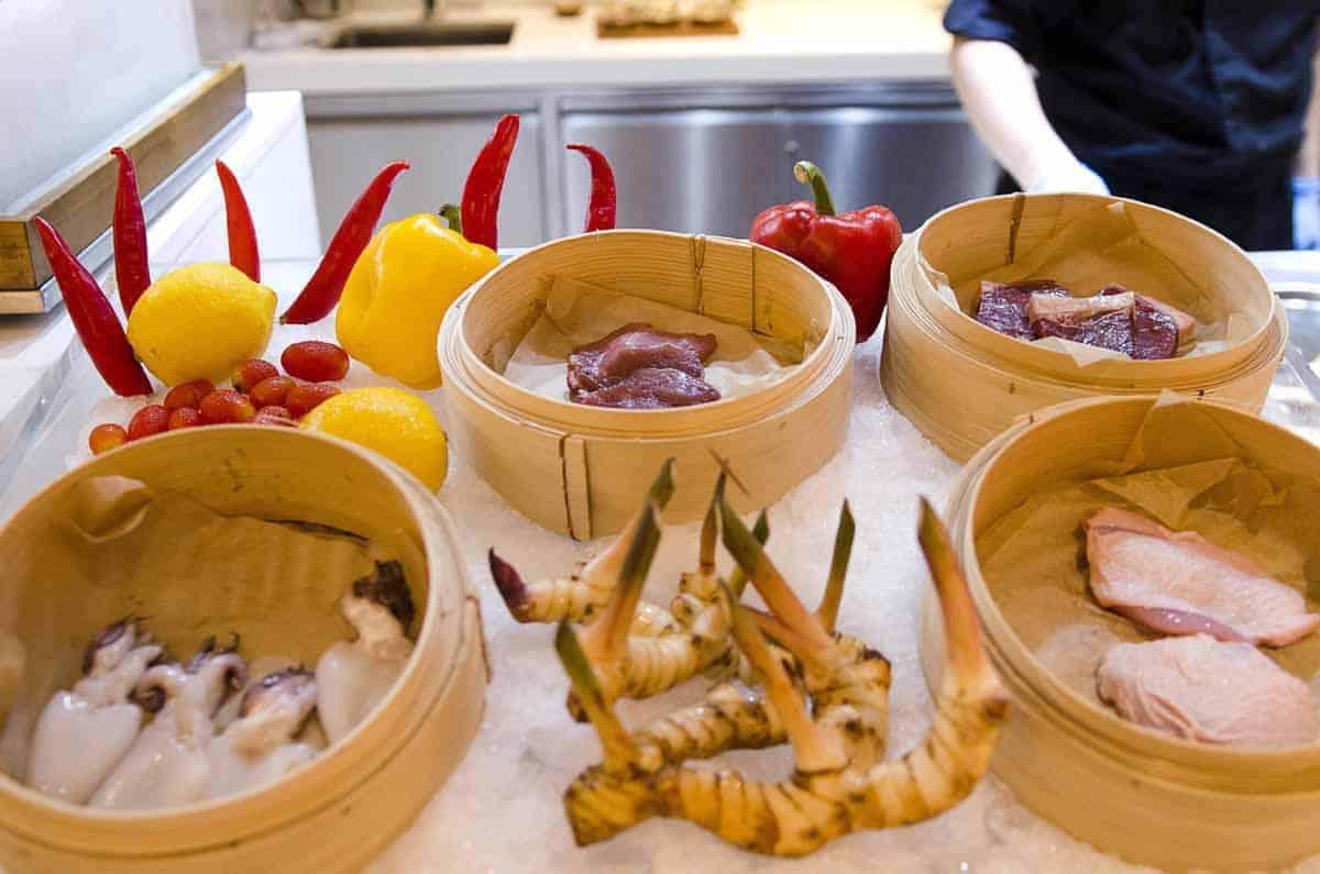 ห้องอาหาร Siam Brasserie แลงคาสเตอร์ กรุงเทพฯ มีอาหารอร่อยหลากรสชาติ 132