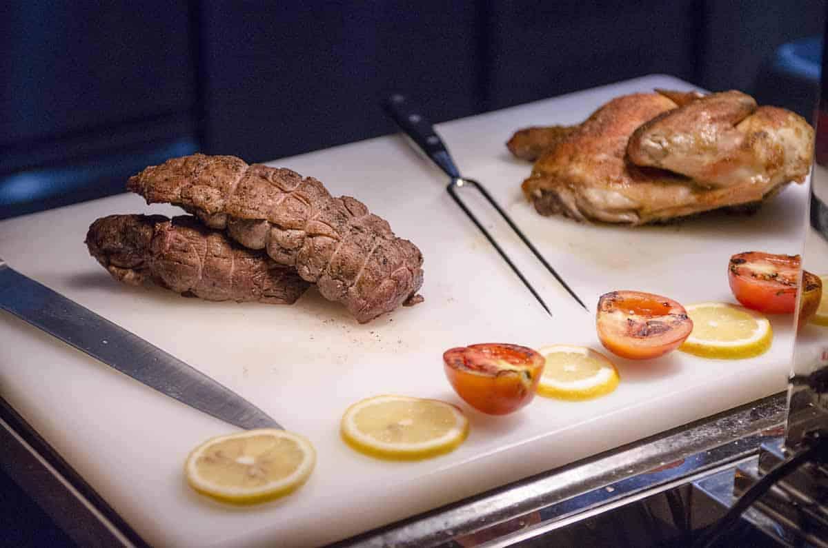 ห้องอาหาร Siam Brasserie แลงคาสเตอร์ กรุงเทพฯ มีอาหารอร่อยหลากรสชาติ 133