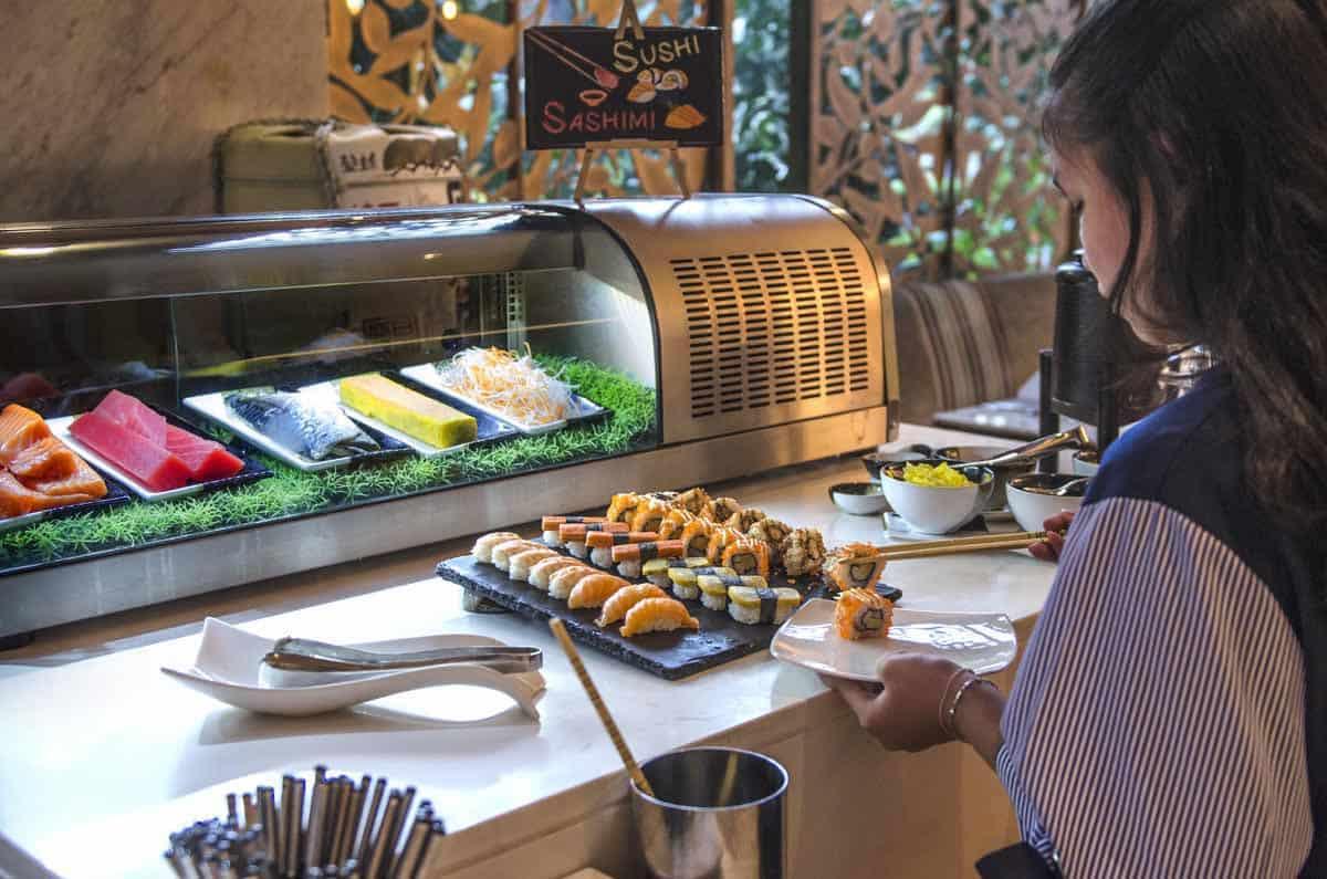 ห้องอาหาร Siam Brasserie แลงคาสเตอร์ กรุงเทพฯ มีอาหารอร่อยหลากรสชาติ 135