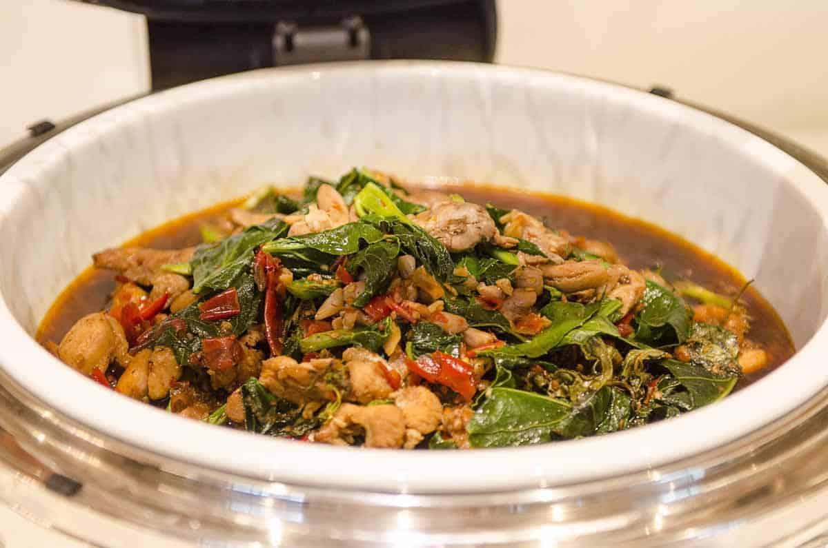 ห้องอาหาร Siam Brasserie แลงคาสเตอร์ กรุงเทพฯ มีอาหารอร่อยหลากรสชาติ 136