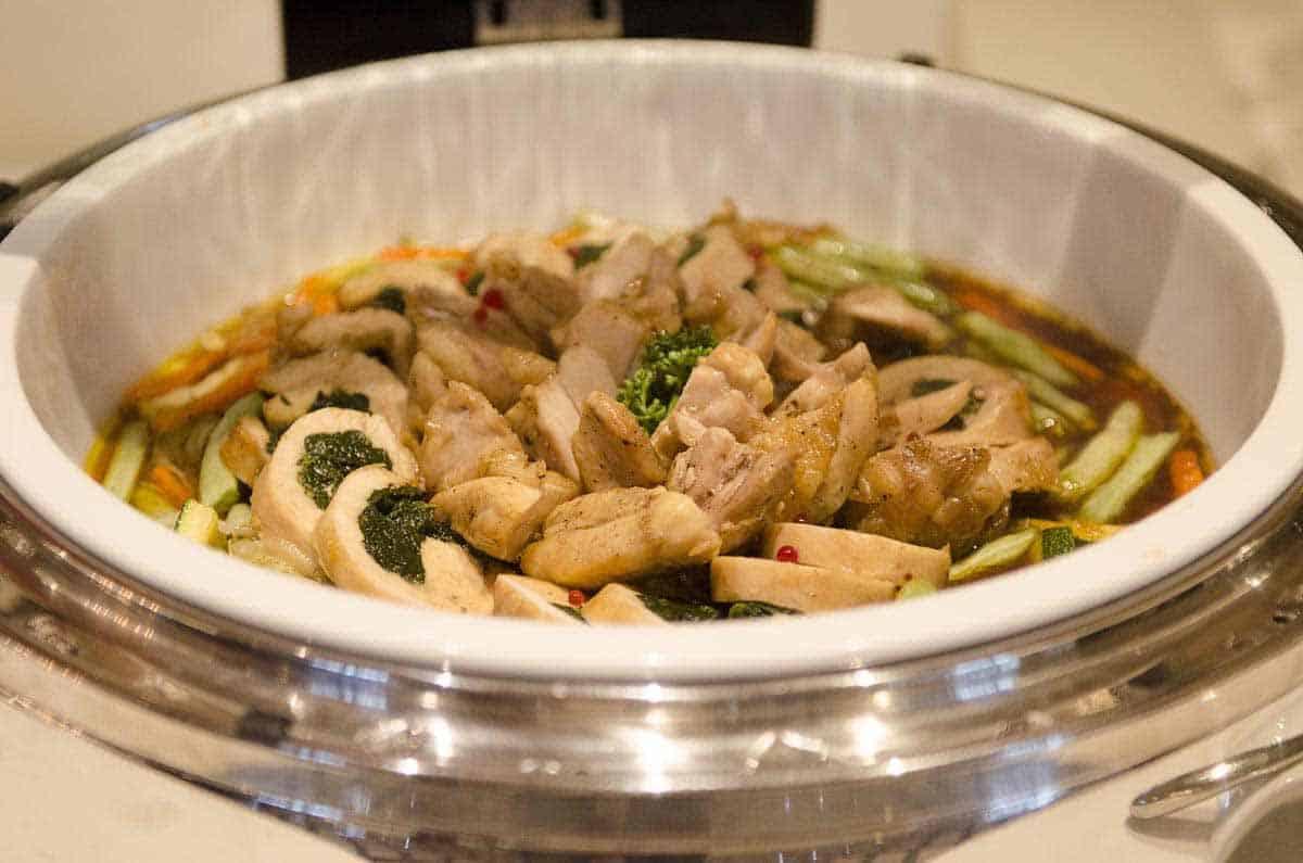 ห้องอาหาร Siam Brasserie แลงคาสเตอร์ กรุงเทพฯ มีอาหารอร่อยหลากรสชาติ 137