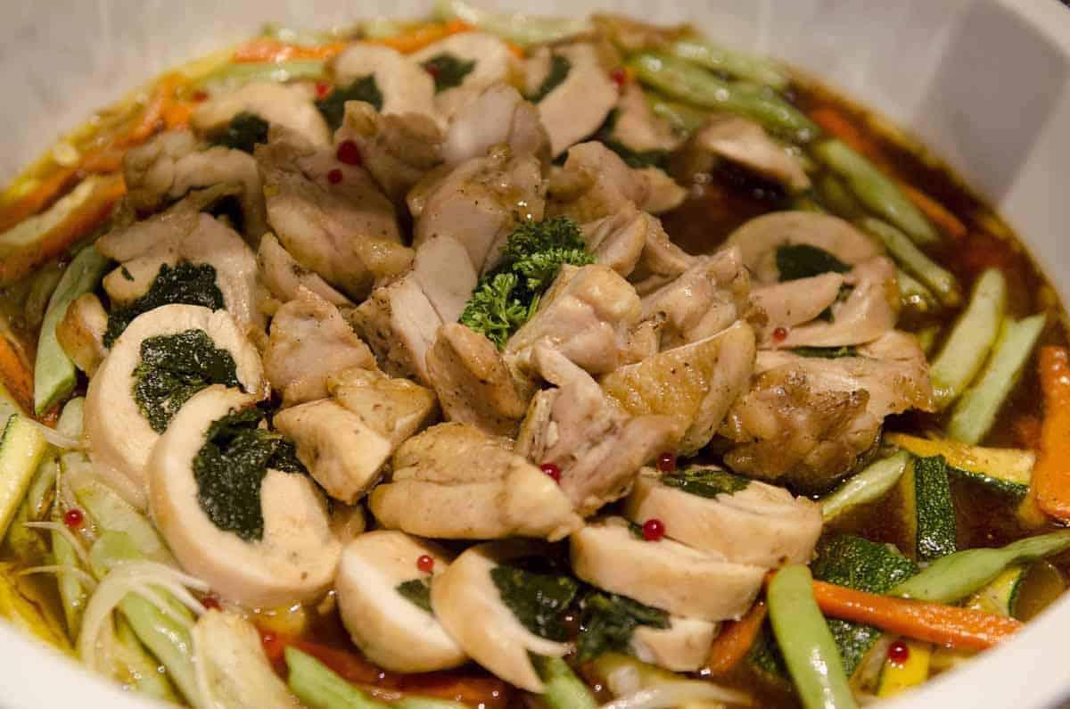 ห้องอาหาร Siam Brasserie แลงคาสเตอร์ กรุงเทพฯ มีอาหารอร่อยหลากรสชาติ 138