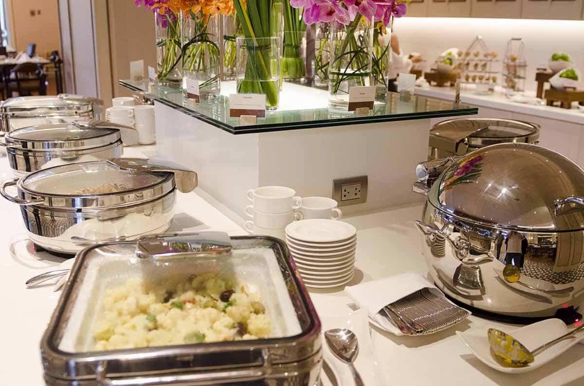 ห้องอาหาร Siam Brasserie แลงคาสเตอร์ กรุงเทพฯ มีอาหารอร่อยหลากรสชาติ 139