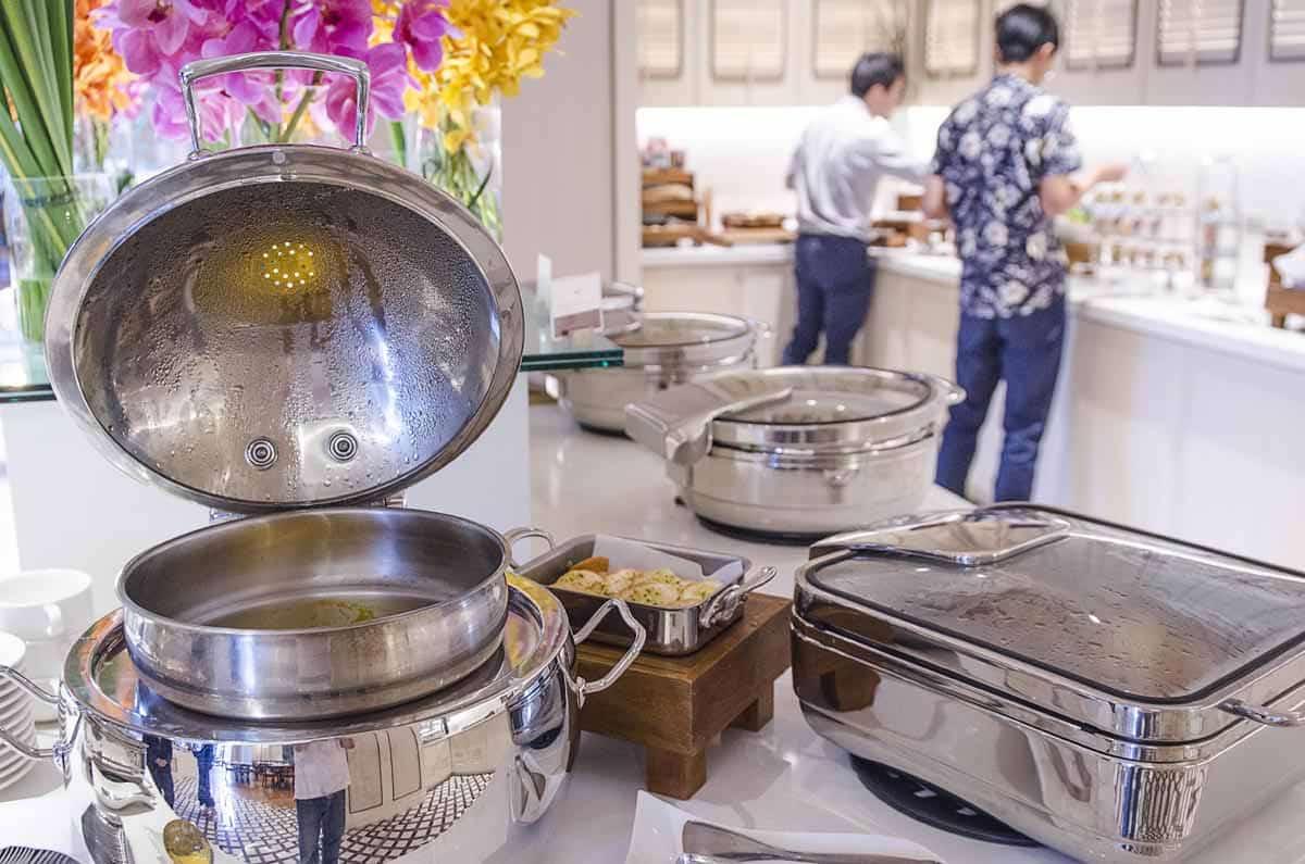 ห้องอาหาร Siam Brasserie แลงคาสเตอร์ กรุงเทพฯ มีอาหารอร่อยหลากรสชาติ 140