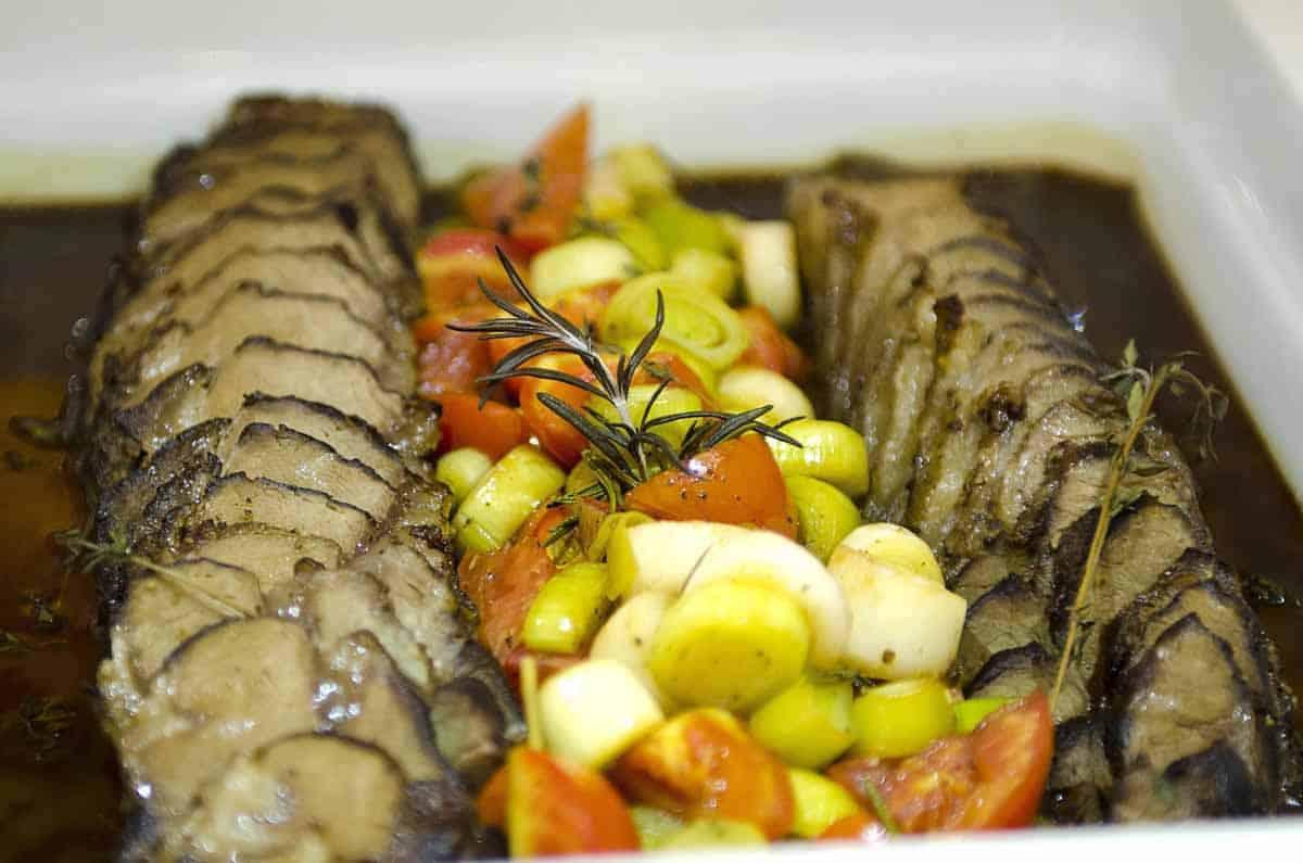ห้องอาหาร Siam Brasserie แลงคาสเตอร์ กรุงเทพฯ มีอาหารอร่อยหลากรสชาติ 141