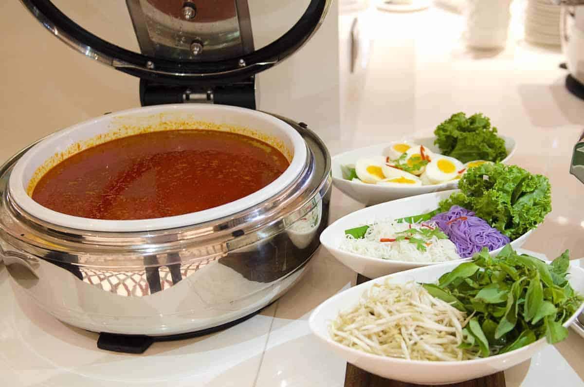 ห้องอาหาร Siam Brasserie แลงคาสเตอร์ กรุงเทพฯ มีอาหารอร่อยหลากรสชาติ 142