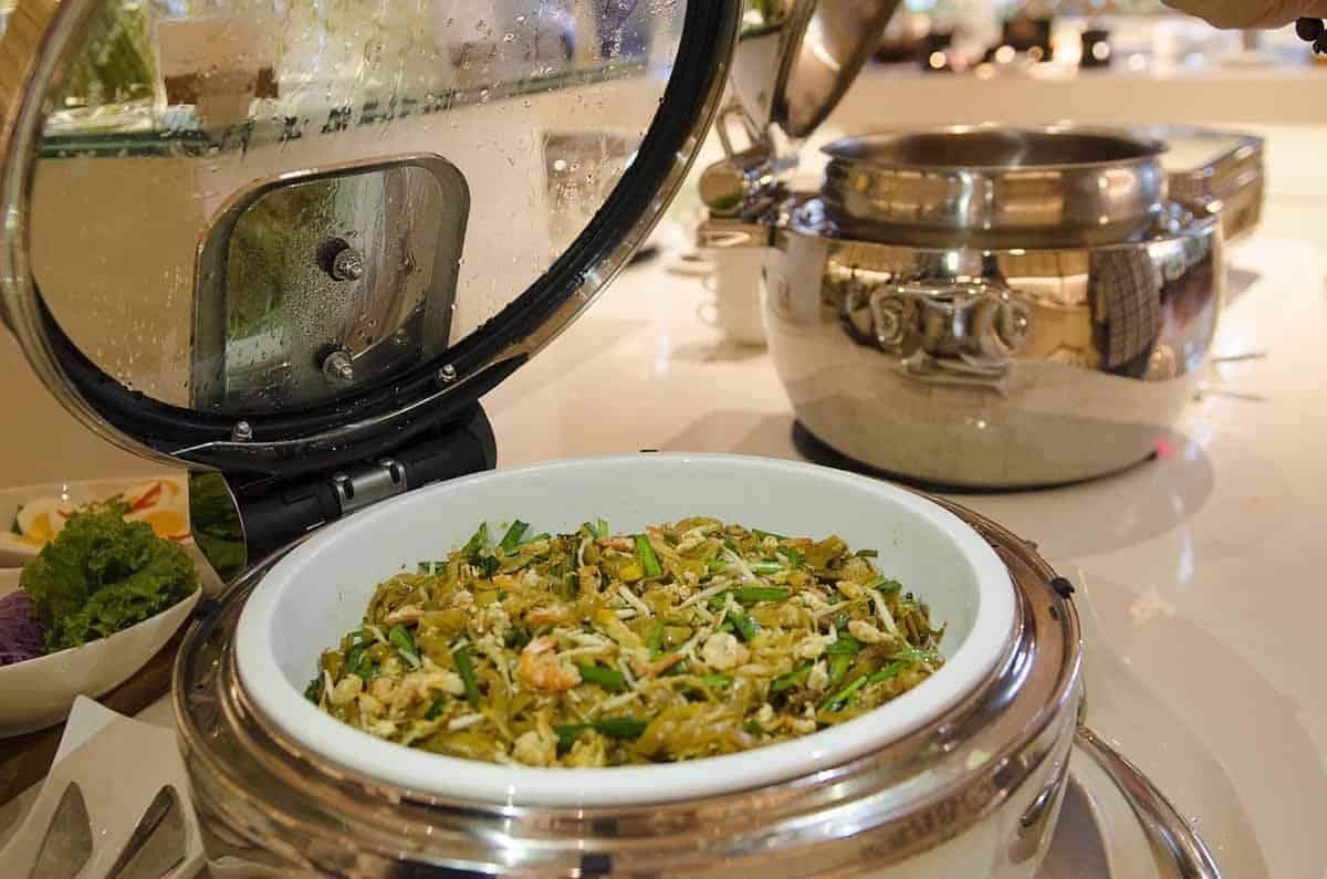 ห้องอาหาร Siam Brasserie แลงคาสเตอร์ กรุงเทพฯ มีอาหารอร่อยหลากรสชาติ 143