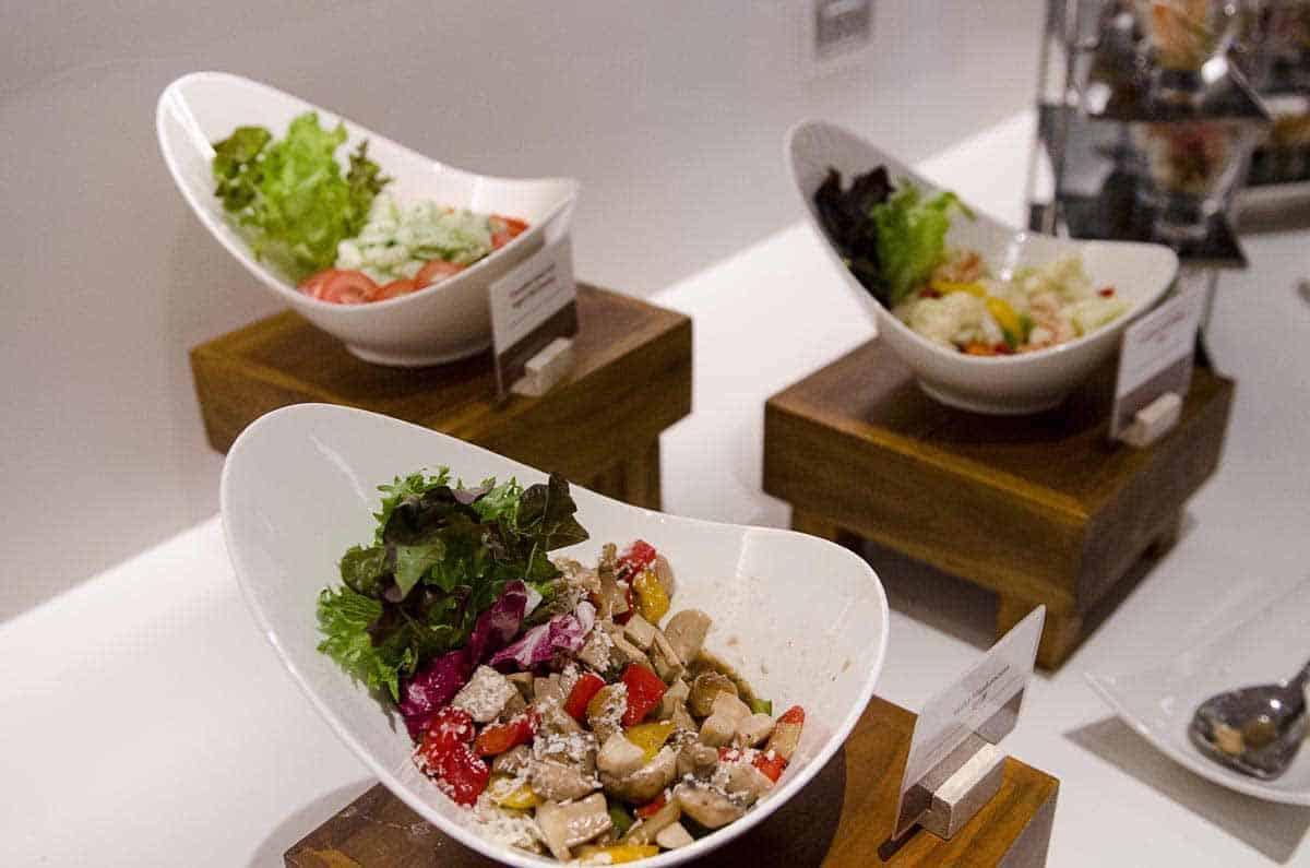 ห้องอาหาร Siam Brasserie แลงคาสเตอร์ กรุงเทพฯ มีอาหารอร่อยหลากรสชาติ 146