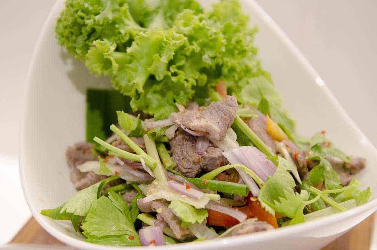 ห้องอาหาร Siam Brasserie แลงคาสเตอร์ กรุงเทพฯ มีอาหารอร่อยหลากรสชาติ 150