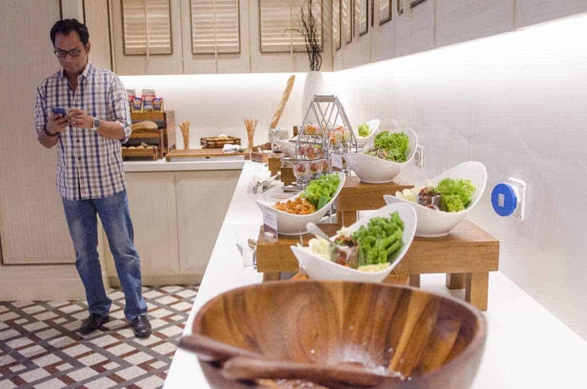 ห้องอาหาร Siam Brasserie แลงคาสเตอร์ กรุงเทพฯ มีอาหารอร่อยหลากรสชาติ 151