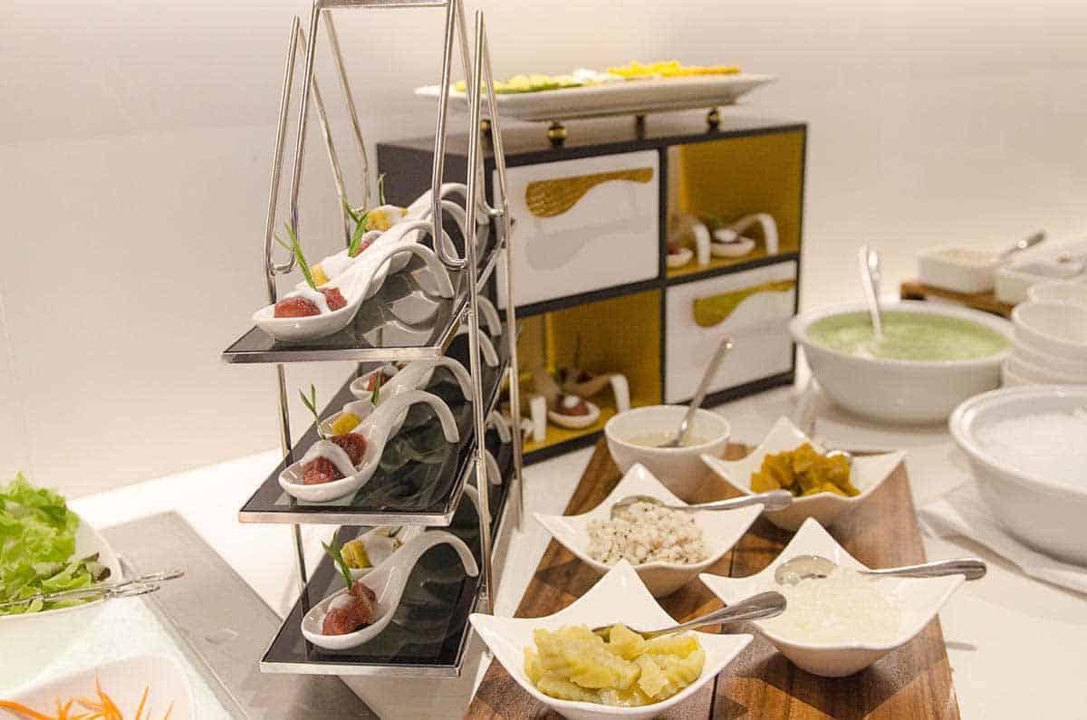 ห้องอาหาร Siam Brasserie แลงคาสเตอร์ กรุงเทพฯ มีอาหารอร่อยหลากรสชาติ 153