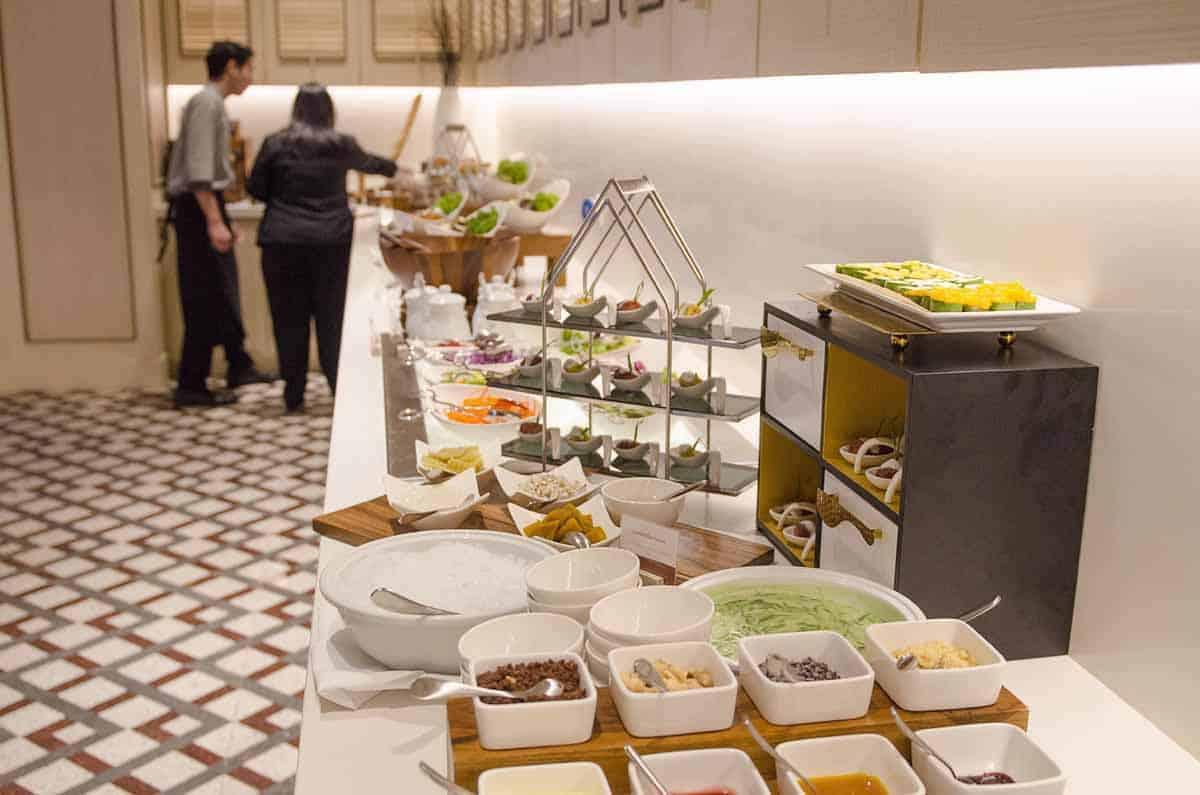 ห้องอาหาร Siam Brasserie แลงคาสเตอร์ กรุงเทพฯ มีอาหารอร่อยหลากรสชาติ 154