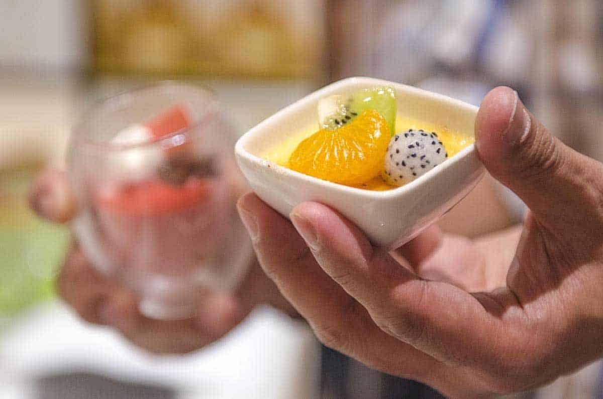 ห้องอาหาร Siam Brasserie แลงคาสเตอร์ กรุงเทพฯ มีอาหารอร่อยหลากรสชาติ 155