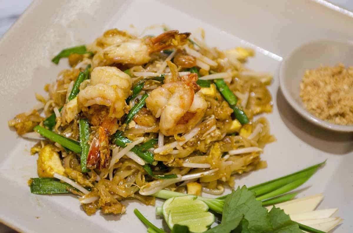 ห้องอาหาร Siam Brasserie แลงคาสเตอร์ กรุงเทพฯ มีอาหารอร่อยหลากรสชาติ 157