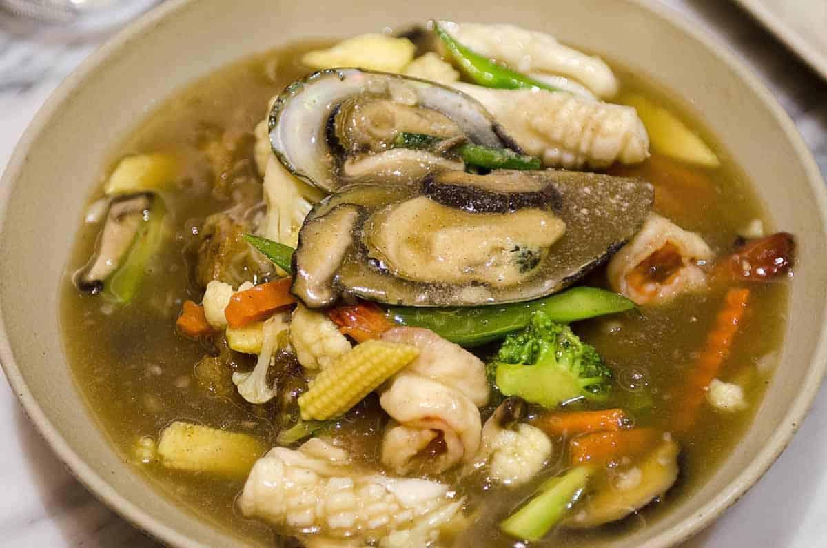 ห้องอาหาร Siam Brasserie แลงคาสเตอร์ กรุงเทพฯ มีอาหารอร่อยหลากรสชาติ 159