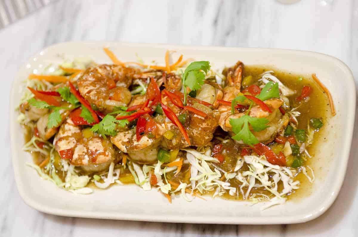 ห้องอาหาร Siam Brasserie แลงคาสเตอร์ กรุงเทพฯ มีอาหารอร่อยหลากรสชาติ 160