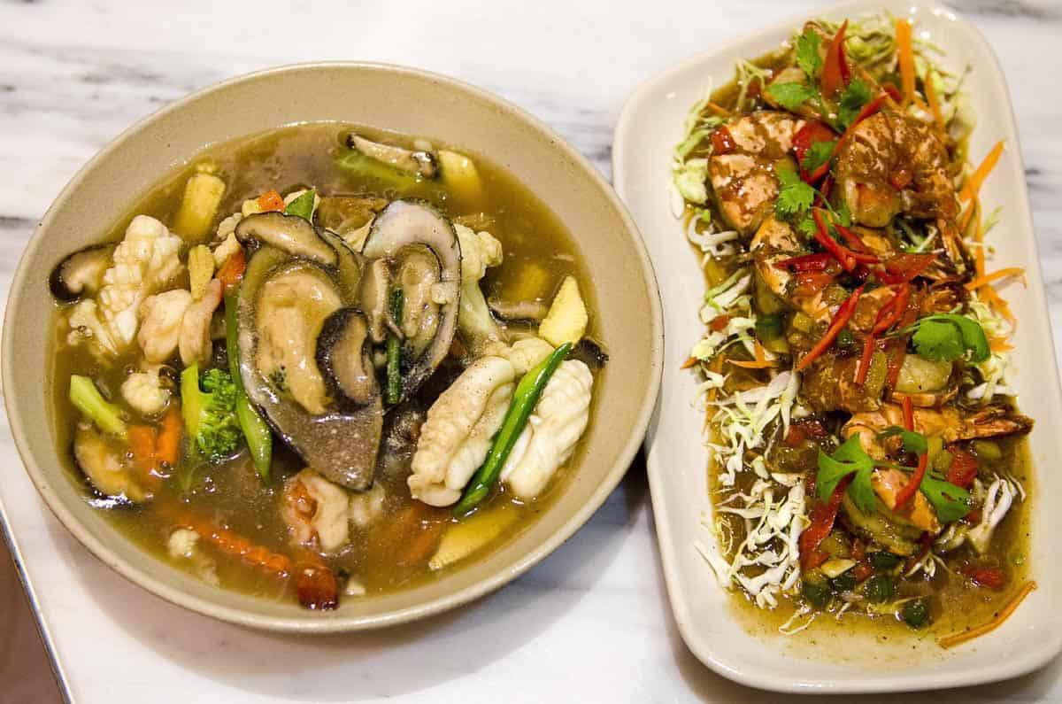 ห้องอาหาร Siam Brasserie แลงคาสเตอร์ กรุงเทพฯ มีอาหารอร่อยหลากรสชาติ 161