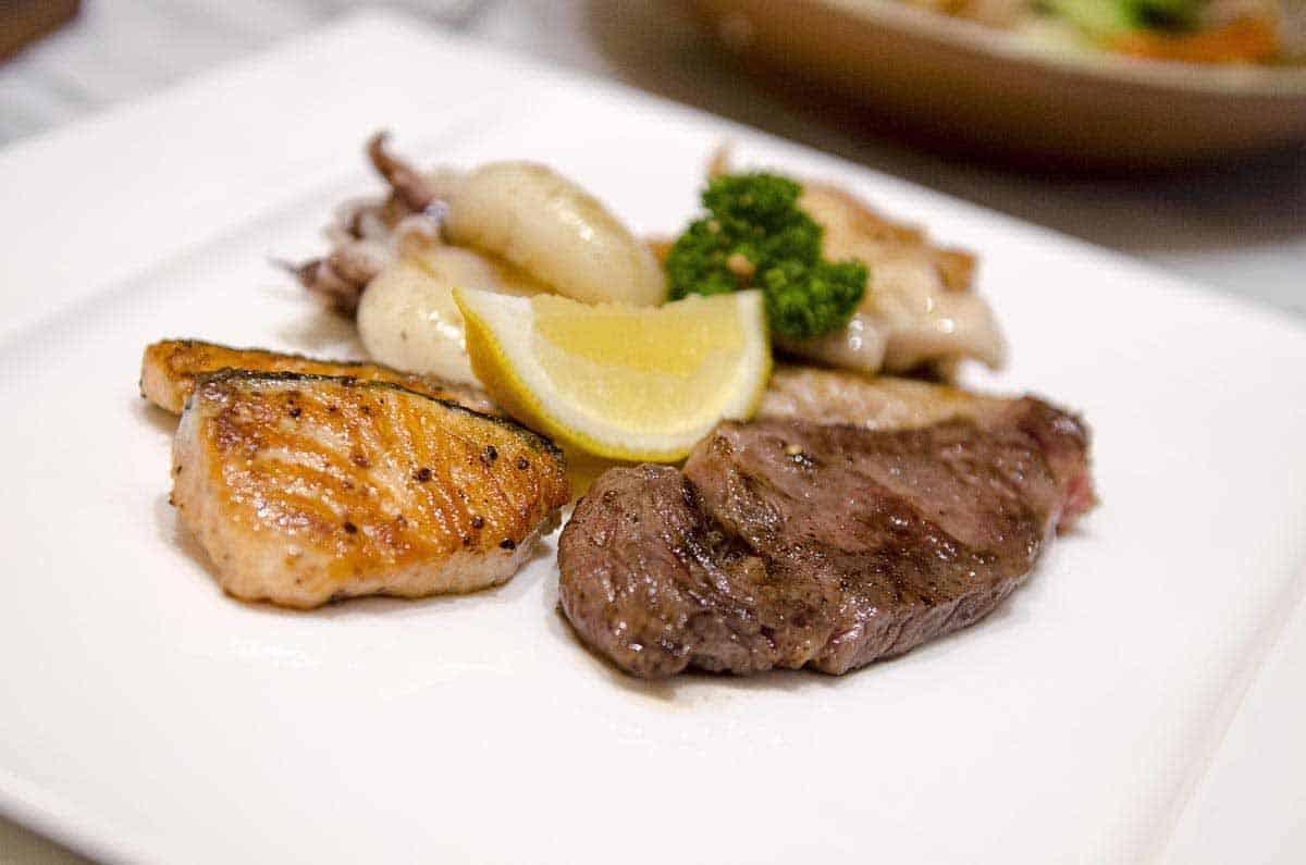 ห้องอาหาร Siam Brasserie แลงคาสเตอร์ กรุงเทพฯ มีอาหารอร่อยหลากรสชาติ 162