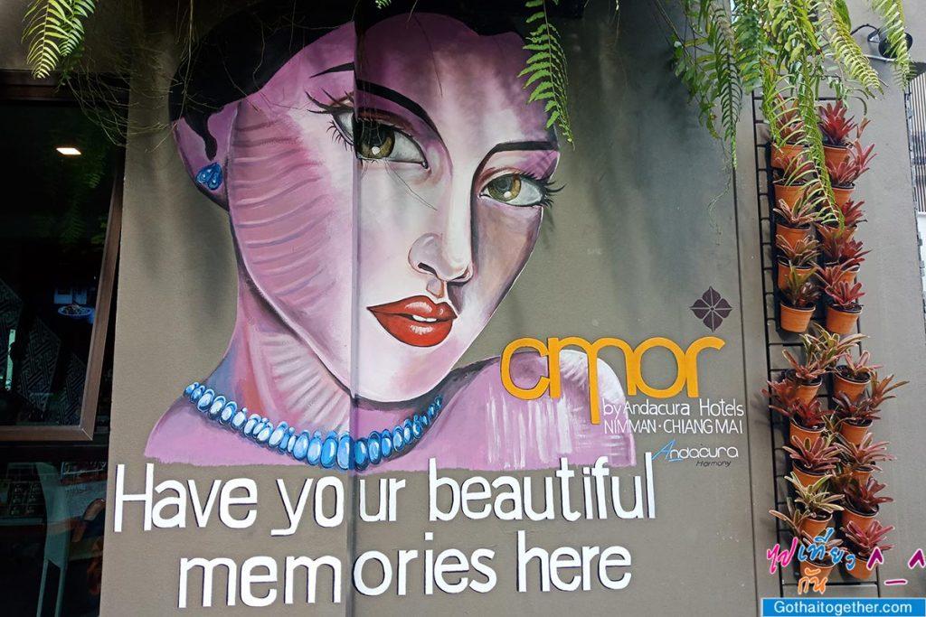 Cmor Hotel Chiang Mai by Andacura ใกล้นิมมาน อลังการวิวดอยสุเทพ เชียงใหม่ เจ้า 39