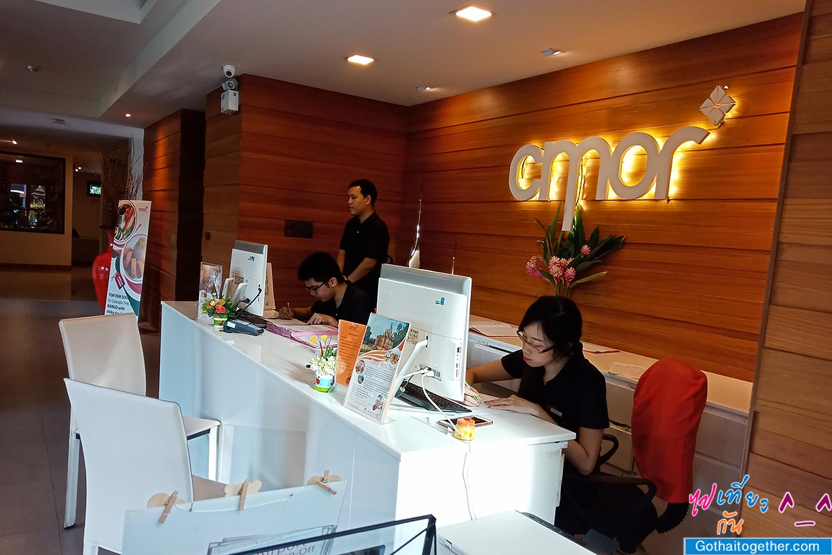 Cmor Hotel Chiang Mai by Andacura ใกล้นิมมาน อลังการวิวดอยสุเทพ เชียงใหม่ เจ้า 58