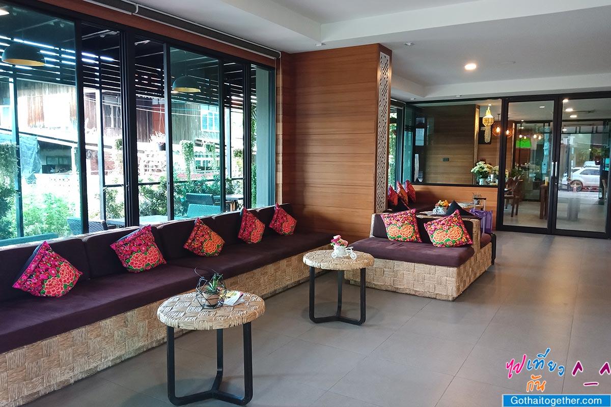 Cmor Hotel Chiang Mai by Andacura ใกล้นิมมาน อลังการวิวดอยสุเทพ เชียงใหม่ เจ้า 50