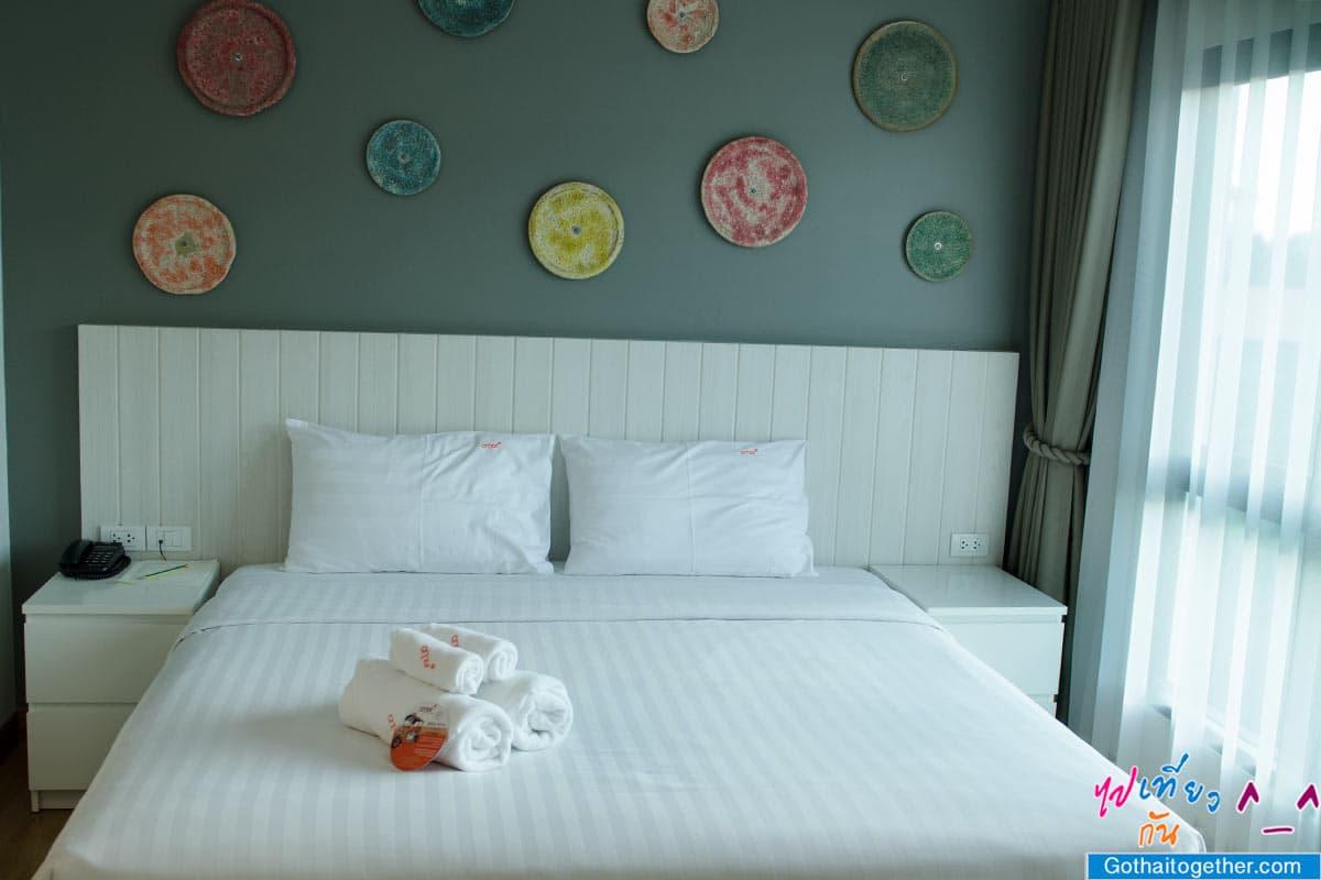 Cmor Hotel Chiang Mai by Andacura ใกล้นิมมาน อลังการวิวดอยสุเทพ เชียงใหม่ เจ้า 47