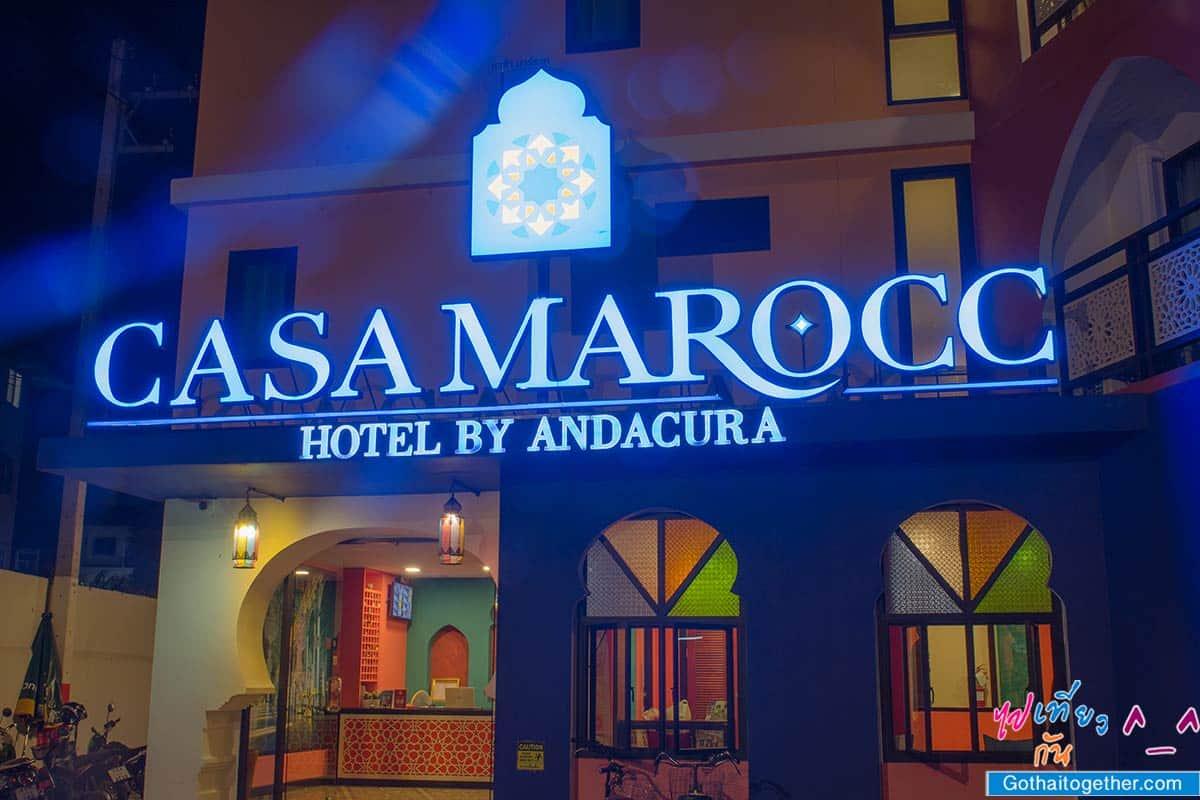 Casa Marocc Hotel by Andacura 10