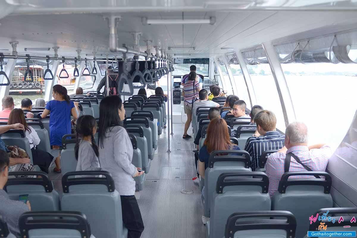 """""""เรือศรีมหาสมุทร"""" พิพิธภัณฑ์ลอยน้ำแห่งแรก ให้เข้าชมฟรี ที่ท่าเรือ ไอคอนสยาม 80"""