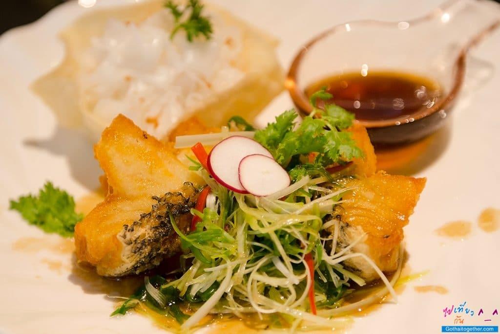 ห้องอาหารจีนแมนดาริน โรงแรมไมด้า แกรนด์ ทวารวดี นครปฐม 47