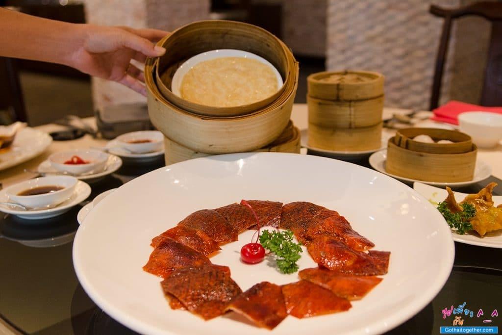 ห้องอาหารจีนแมนดาริน โรงแรมไมด้า แกรนด์ ทวารวดี นครปฐม 48