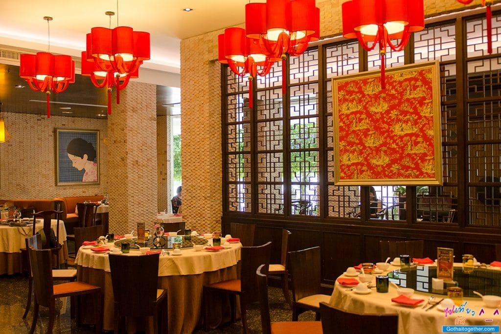 ห้องอาหารจีนแมนดาริน โรงแรมไมด้า แกรนด์ ทวารวดี นครปฐม 37