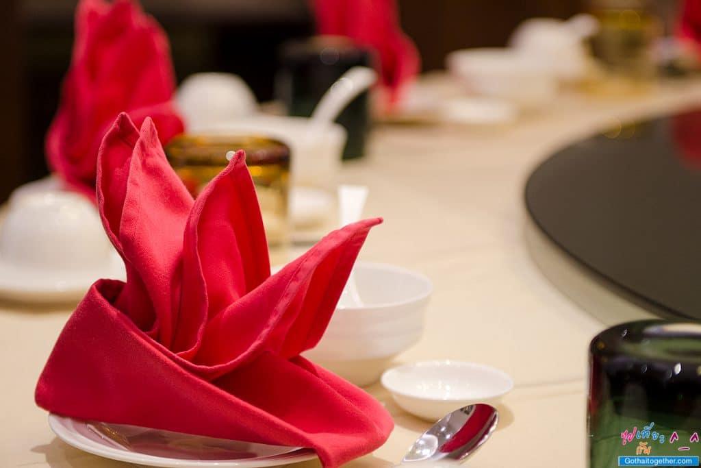 ห้องอาหารจีนแมนดาริน โรงแรมไมด้า แกรนด์ ทวารวดี นครปฐม 39