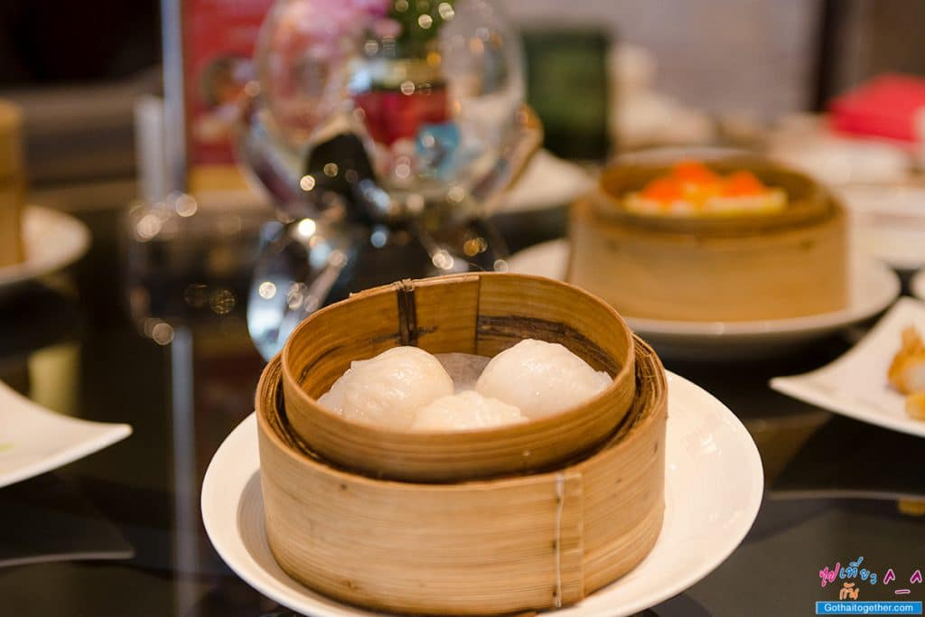 ห้องอาหารจีนแมนดาริน โรงแรมไมด้า แกรนด์ ทวารวดี นครปฐม 42