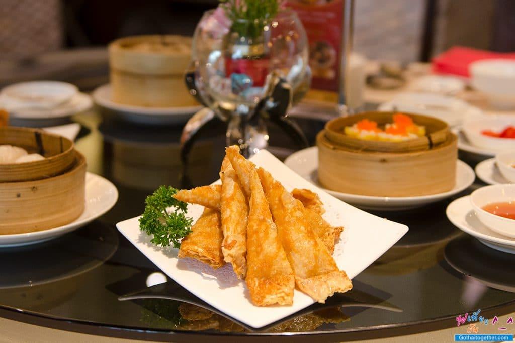 ห้องอาหารจีนแมนดาริน โรงแรมไมด้า แกรนด์ ทวารวดี นครปฐม 43