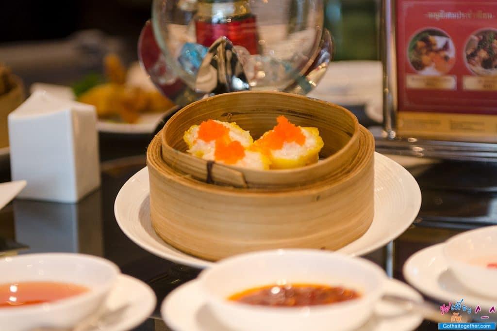ห้องอาหารจีนแมนดาริน โรงแรมไมด้า แกรนด์ ทวารวดี นครปฐม 44