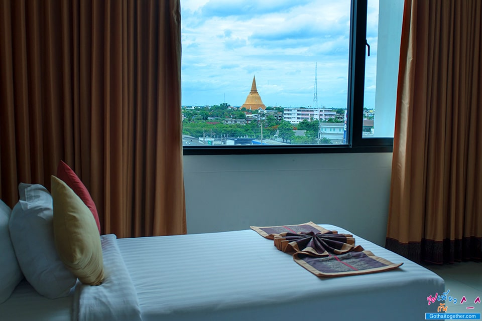 โรงแรม ไมด้าแกรนด์ ทวารวดี นครปฐม 85