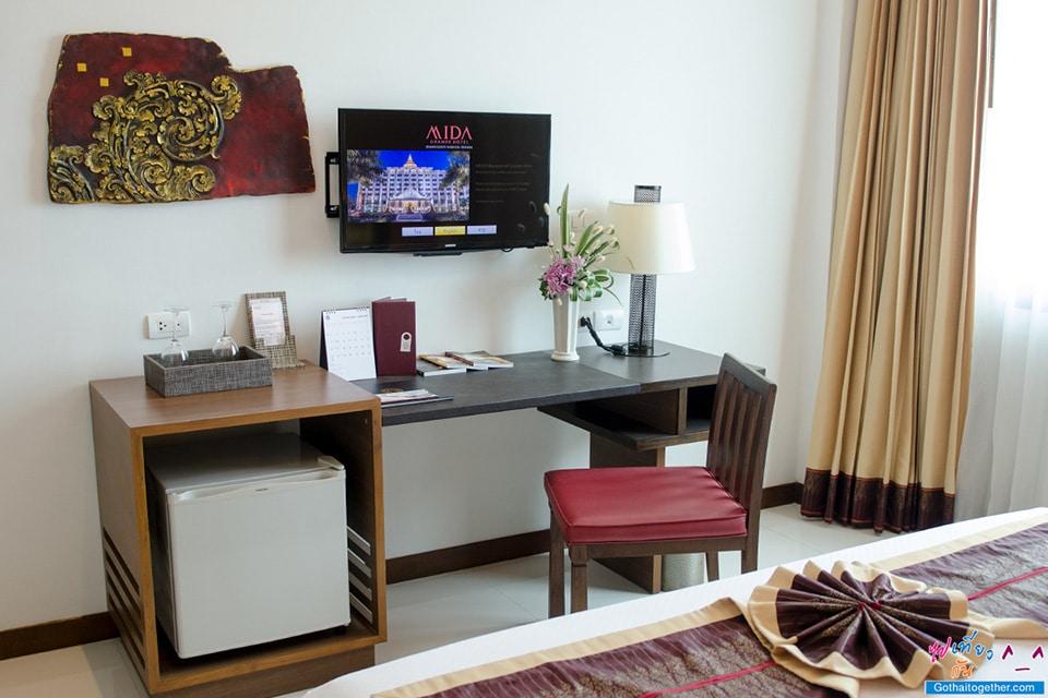 โรงแรม ไมด้าแกรนด์ ทวารวดี นครปฐม 86