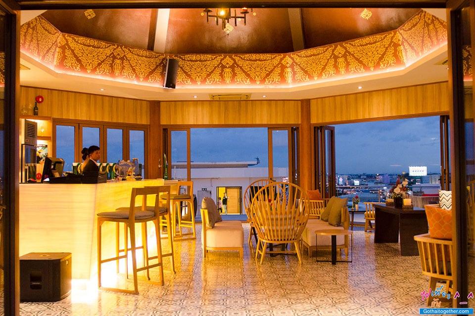โรงแรม ไมด้าแกรนด์ ทวารวดี นครปฐม 91