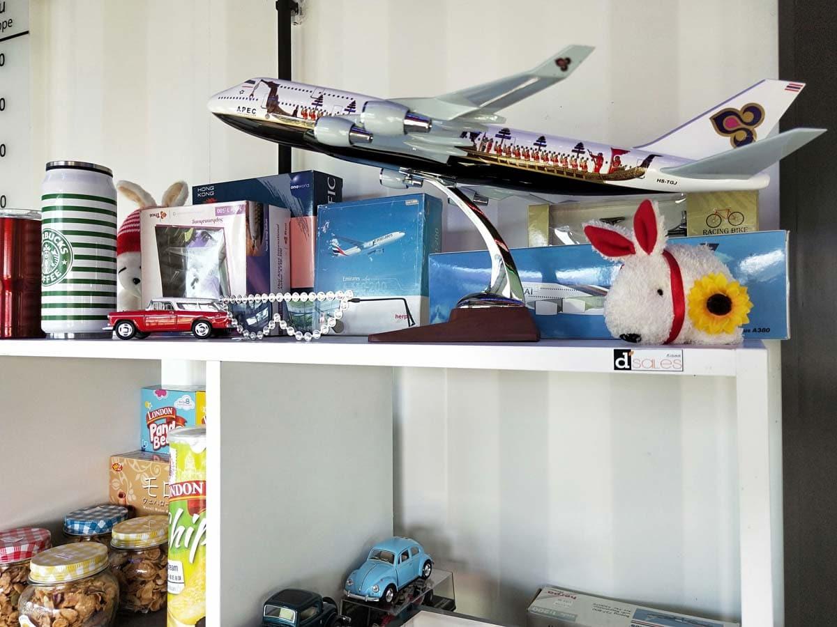 Airways Land จิบกาแฟที่โคราช ดูเครื่องบินแท้ๆ ไม่ต้องไปสนามบิน 10