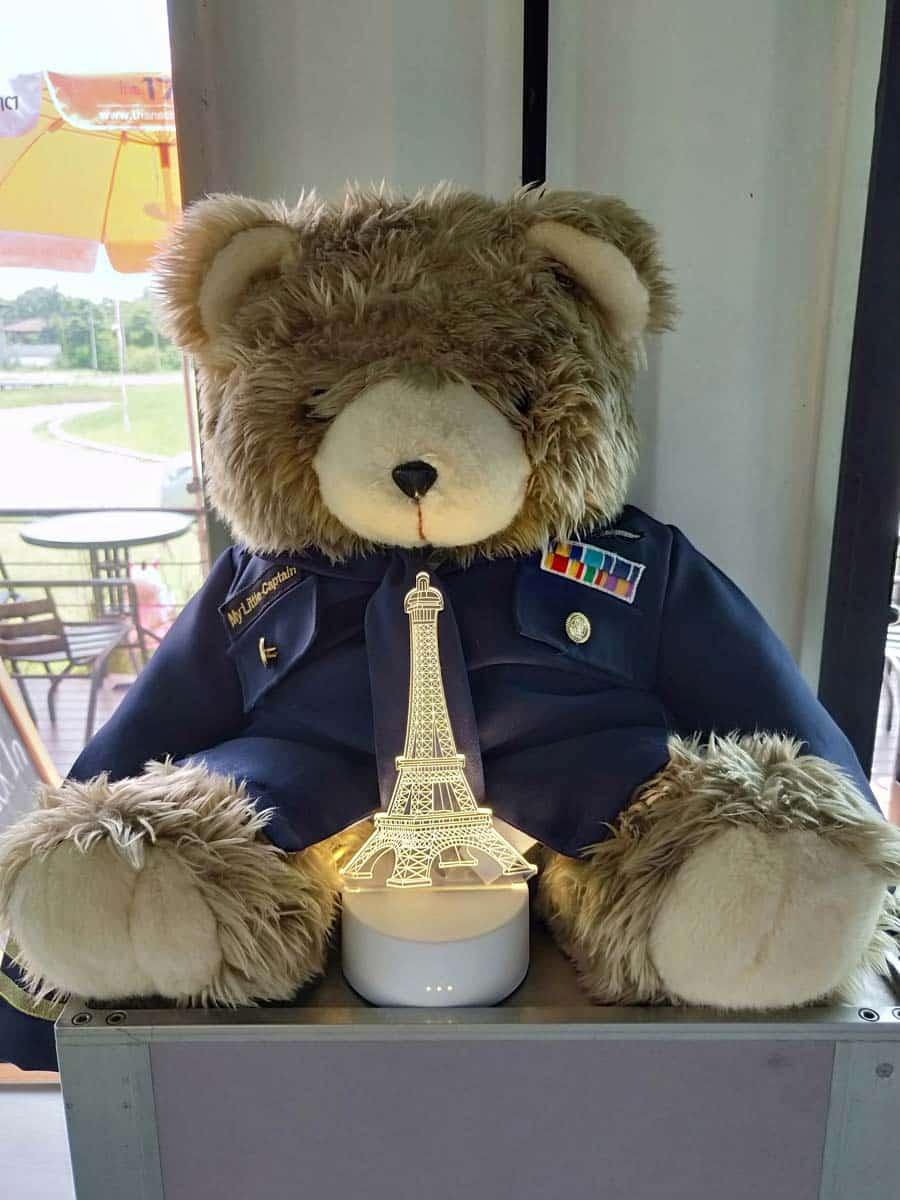 Airways Land จิบกาแฟที่โคราช ดูเครื่องบินแท้ๆ ไม่ต้องไปสนามบิน 7