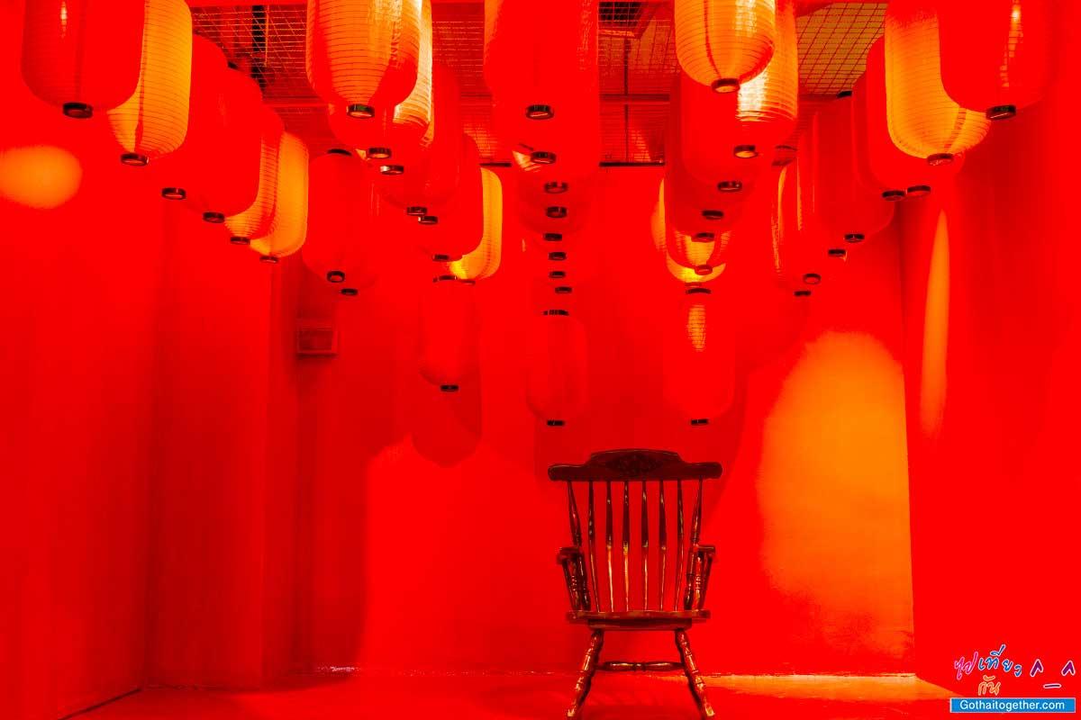 ห้องสีแดง ห้อง 5 สี ยูเนี่ยนมอลล์